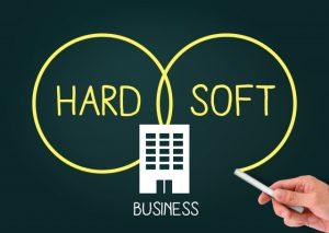 ハードとソフト
